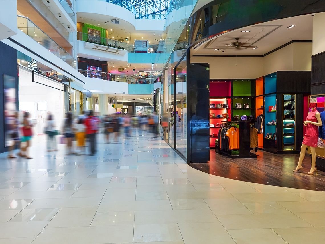 Corporate Services for Retail Spaces